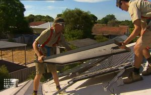Safety concerns delaying solar rebate roll-out