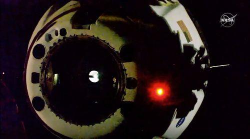 NASA Astronauts Make Ocean Landing