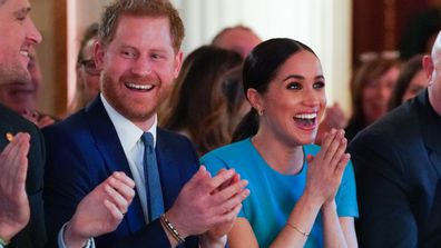 Prince Harry Meghan Markle Endeavour Fund Awards