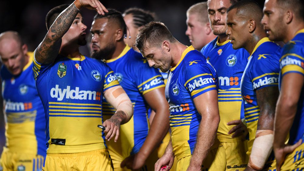 Eels can overcome NRL points' loss: Foran