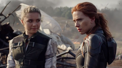Florence Pugh joins Scarlett Johansson in what is tipped to become one of the biggest movies of 2021.