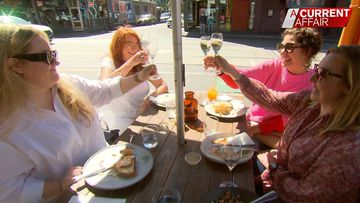 Melbourne's pubs, cafes, retail and beauty back in business