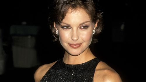 Ashley Judd at the premiere of Weinstein's film 'Kiss the Girl'. (Getty)