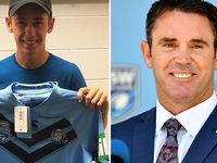 Fittler sets coffee date with Aussie tennis ace