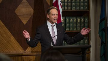 Federal Health minister Greg Hunt said more details will be given this week about the planned vaccination of over 50s.