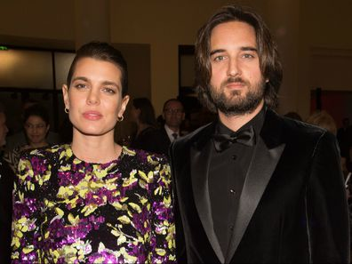 Charlotte Casiraghi and DimitriRassam
