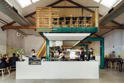 119 Howard St (Melbourne, Australia), ZWEI Interiors Architecture