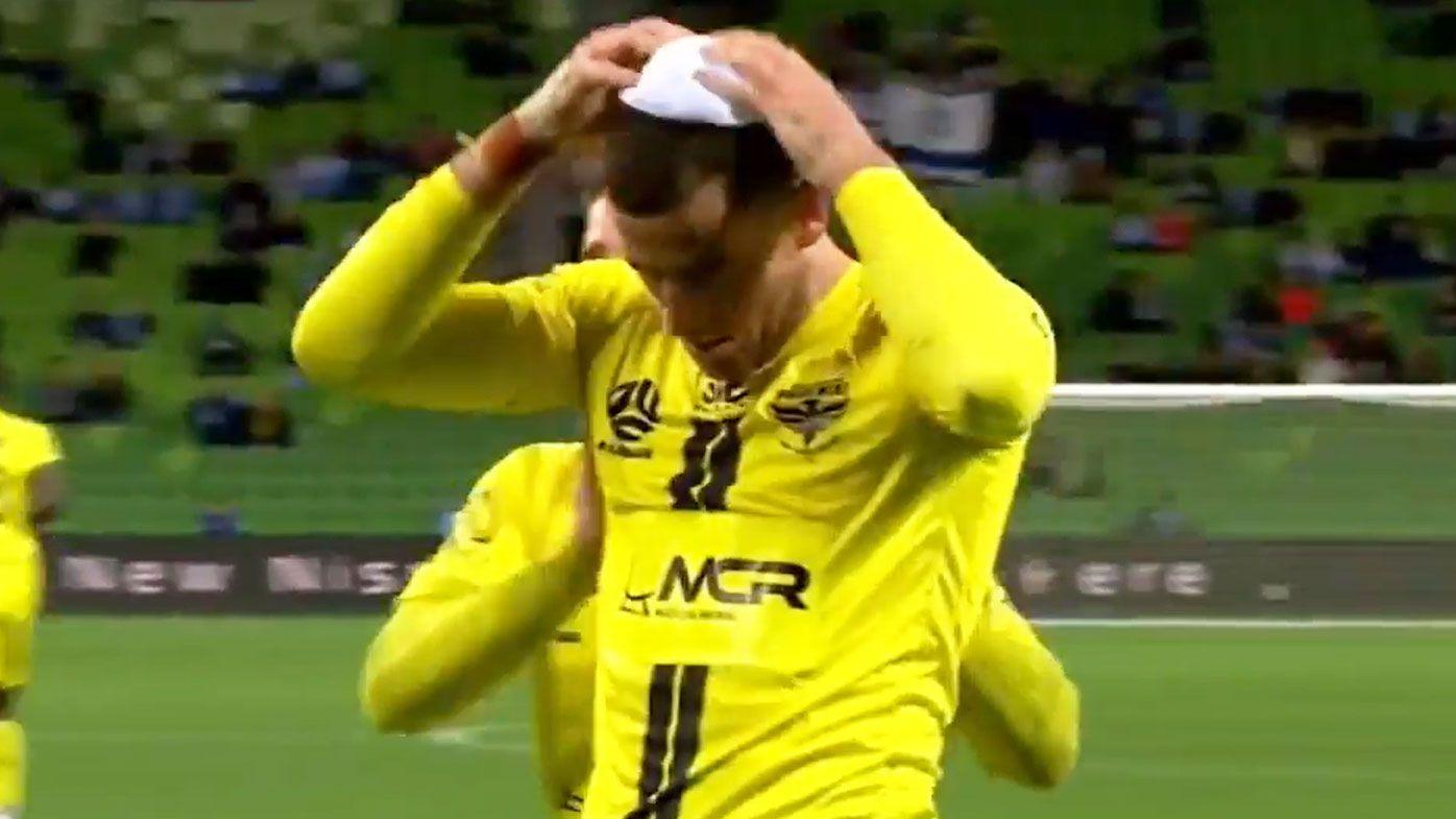 Wellington Phoenix defend Israeli star's goal celebrations