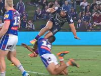 Saulo sin-binned for 'ordinary' tackle