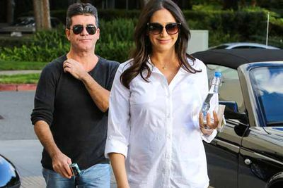 2013 will go down in history as the year that a woman finally managed to pin playboy Simon Cowell down. Yep, Lauren Silverman got pregnant with his child. However, the controversy came in the form of Lauren's husband, who was close friends with Simon.