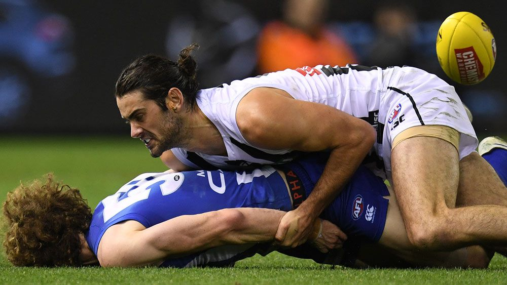 Brown KO puts tackle back on AFL's agenda
