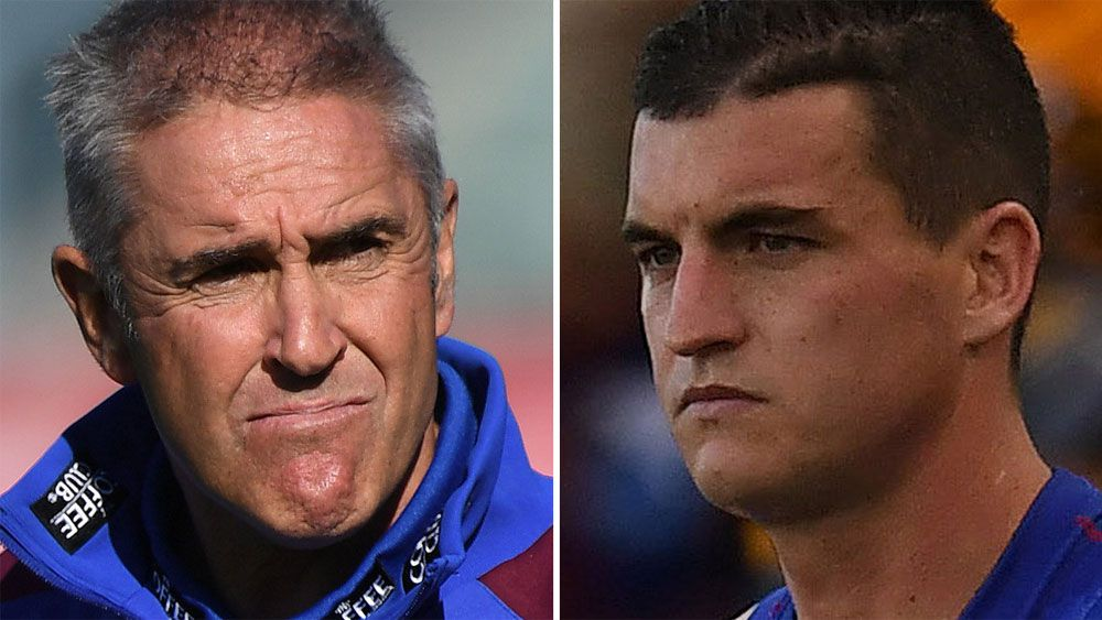 Brisbane coach Chris Fagan says world won't end if Tom Rockliff leaves Lions for Port