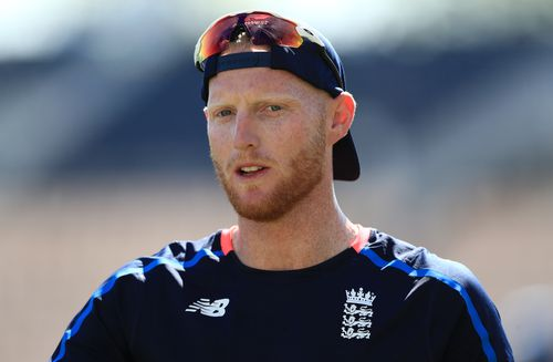English player Ben Stokes has not toured with the team following an incident in England. (AAP)