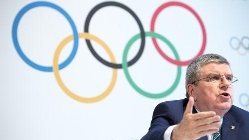 IOC chief Thomas Bach. (Getty)