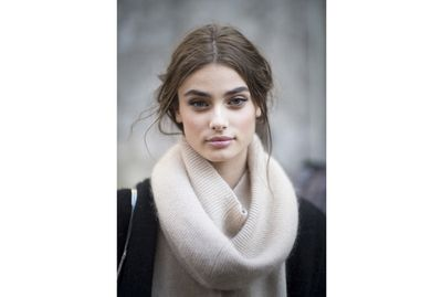 <p>Winter is no time for big blowdries and poker-straight locks; stay one step ahead of the weather (and limp, frizzy hair) with a style that will work with the elements instead of against them. It's all about going sleek, making flyaways chic and working a look with staying power.</p>