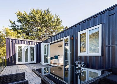 Shipping Container Homes Building Your Own Diy Container House 9homes