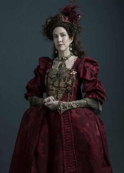 Belinda Bromilow as Aunt Elizabeth in The Great