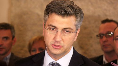 Conservative leader set to become Croatia's next prime minister