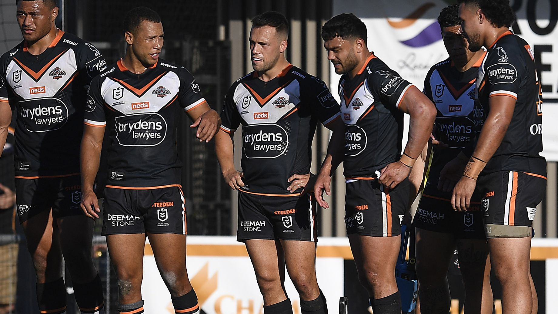 EXCLUSIVE: Phil Gould reveals long path Wests Tigers must walk to climb out of quagmire