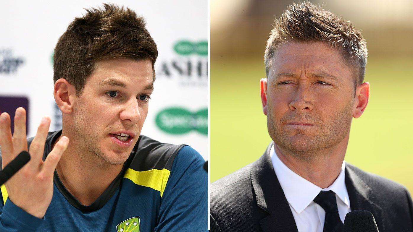 Tim Paine fires back at Michael Clarke's criticism that Australia 'sucked up' to India