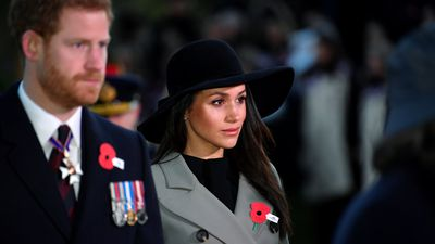 Harry and Meghan remember