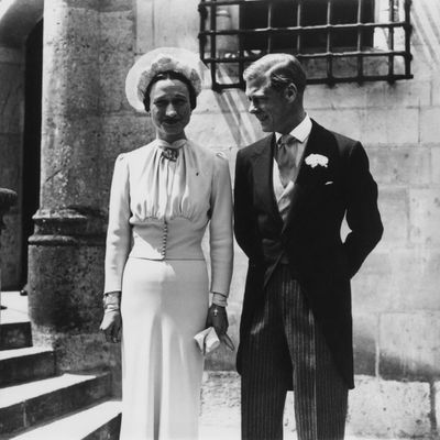 Wallis Simpson, 3rd June 1937