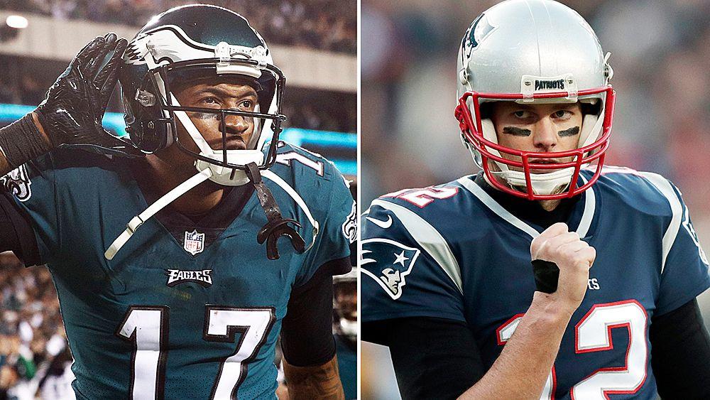 Patriots, Eagles to contest Super Bowl