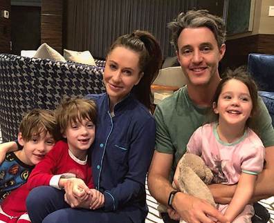 Jessica Mulroney husband and three children