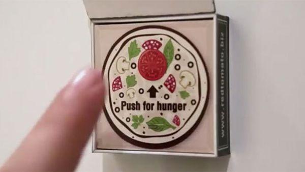 VIP Pizza Magnet