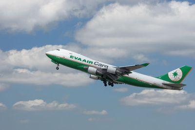 2. EVA Air