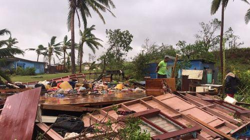 Cyclone Winston death toll rises to 17 in Fiji