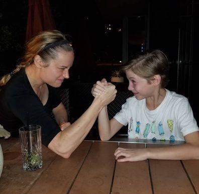 Jacob Tremblay Brie Larson