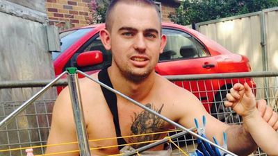 Missing NSW drug dealer's blood on baton
