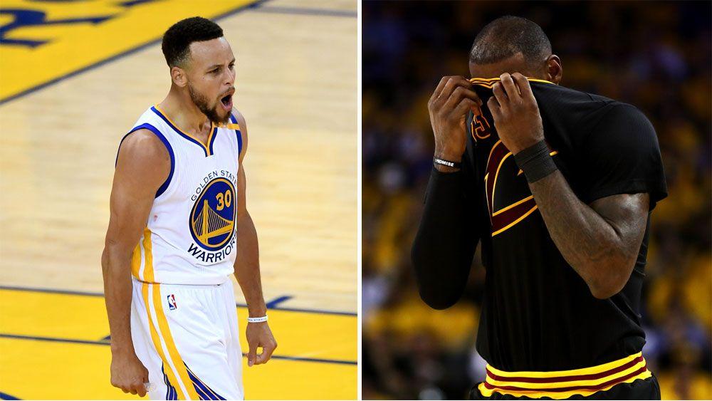 NBA's Golden State in rare territory