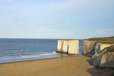 Botany Bay in Kent