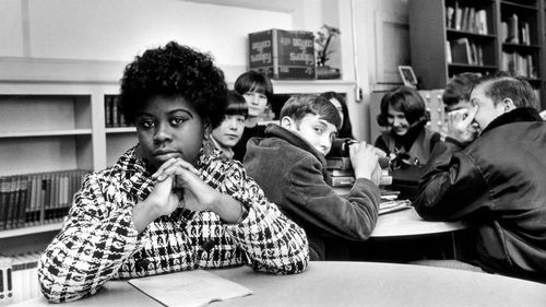 Linda Brown, who was just seven when her family fought for her to go to a 'white' school, has died aged 76.