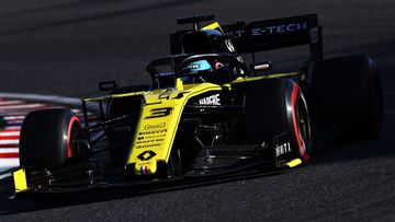 Ricciardo cops protest after Japan F1 stunner