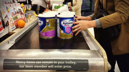 Supermarkets and manufacturers have responded to parents' concerns.