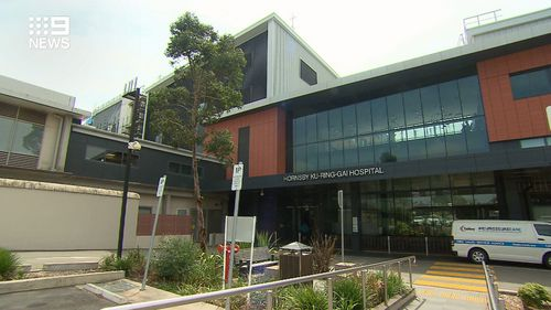 Hornsby Hospital has issued an apology.