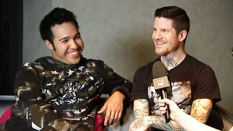 Fall Out Boy: The movie? Band shares ambitious Oscar-worthy plans with TheFIX