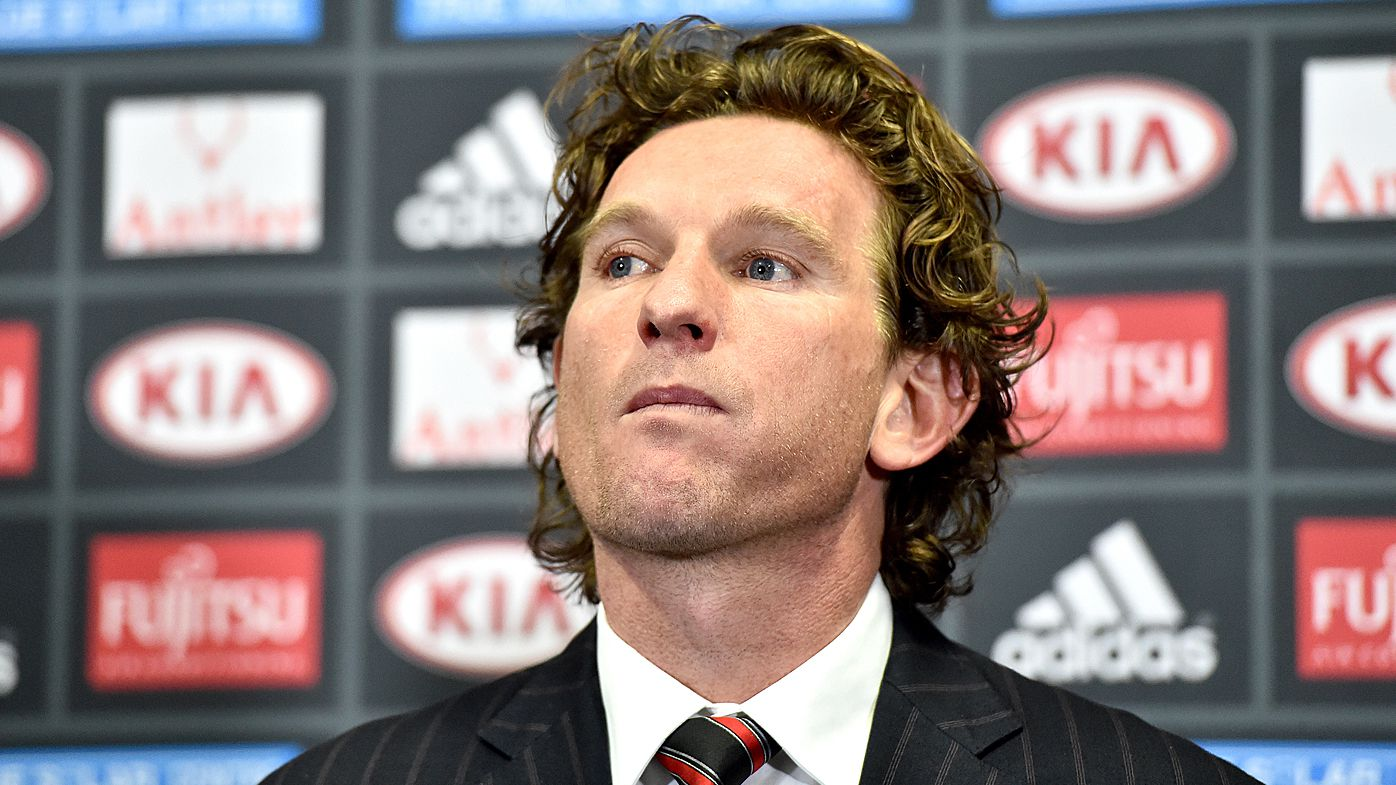 Fremantle Dockers confirm offer to James Hird senior role