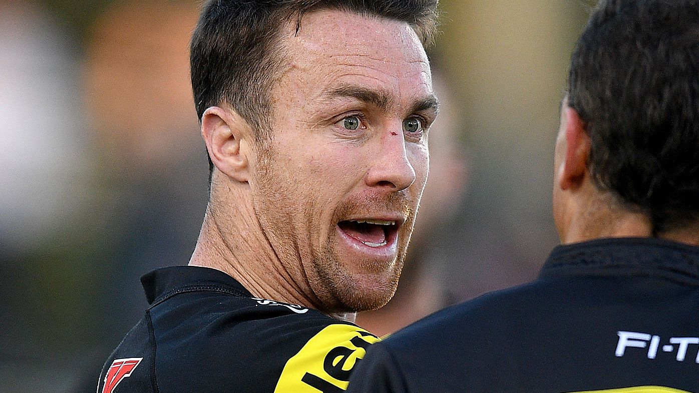 NRL: Penrith Panthers bank on James Maloney's training return