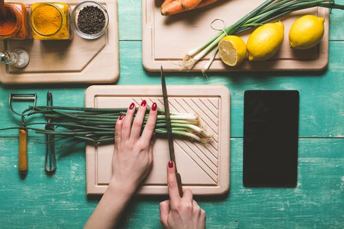 Recipes are converted into shopping lists with Playt, which has been developed in Adelaide. (File image/iStock)