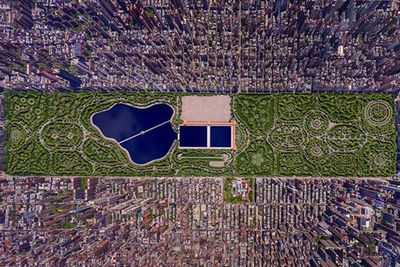 Alternative Central Park