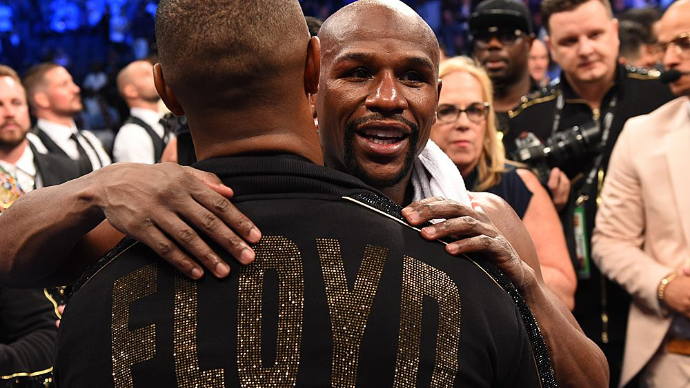 Floyd Mayweather now set to become a trainer after TKO win over Conor McGregor