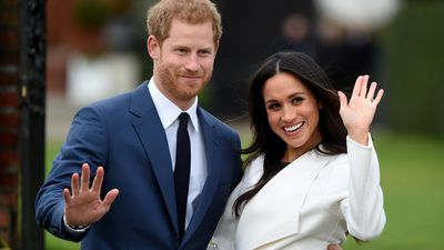 Prince Harry and Meghan Markle announce their engagement, 27 November 2017