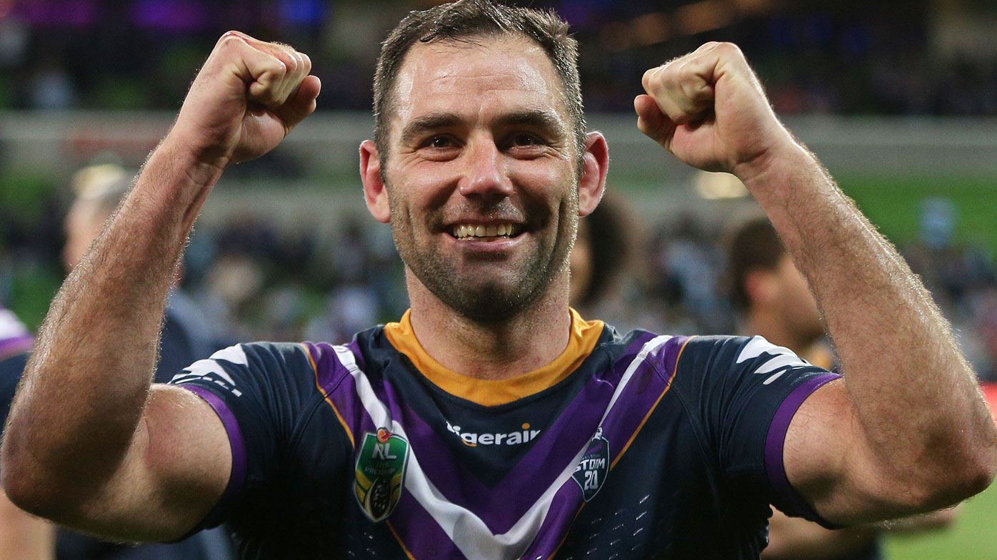 NRL: Cameron Smith a certain Melbourne Storm starter for 2019