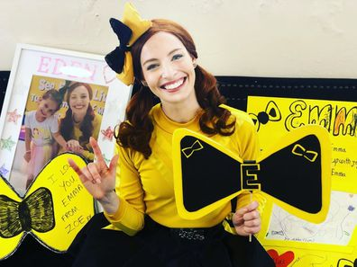 The Wiggles, Emma Wiggle aka Yellow Wiggle