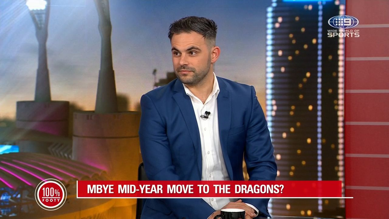 Departing Moses Mbye says he felt like a 'burden' at Wests Tigers