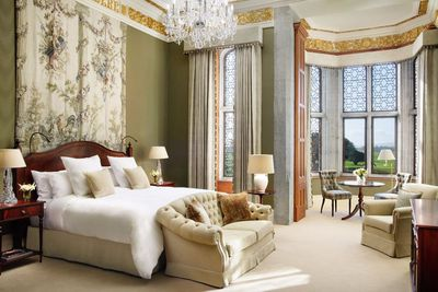 <strong>Hotel of the Year: Adare Manor, Limerick, Ireland</strong>